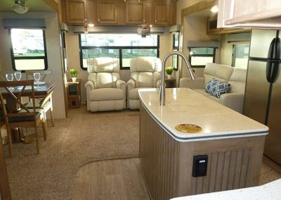 green room rv hire